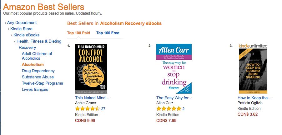 What Does 'Best Seller' Feel Like?